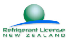 Refridgerant License New Zealand